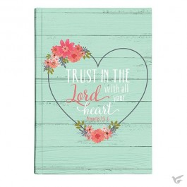 Pocket journal trust in the Lord