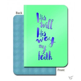 Flexcover journal His will his way
