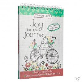 Joy for the Journey - Coloring Book for adults