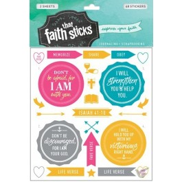 Stickers isaiah 41:10