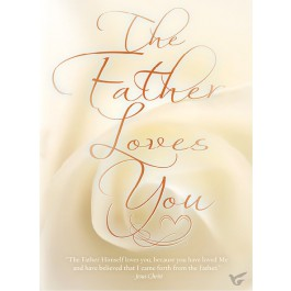 Poster the Father loves you