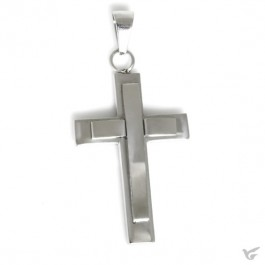Double layered cross