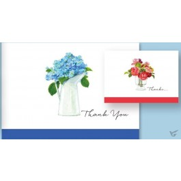 Cards thank you bless your heart set4
