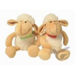 Sheep Boy & Girl 17 cm set2