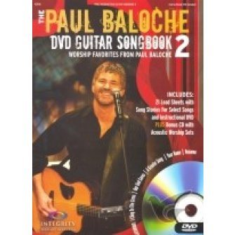 Paul Baloche guitar songbook 2