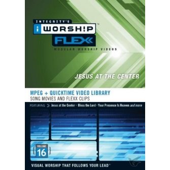 Iworship flexx 16 - Jesus at centre : Iworship  flexx, 000768513712