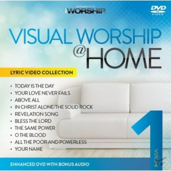 Visual worship @home vol 1 : Iworship  @home, 000768526811