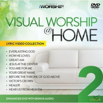 Visual worship @home vol 2