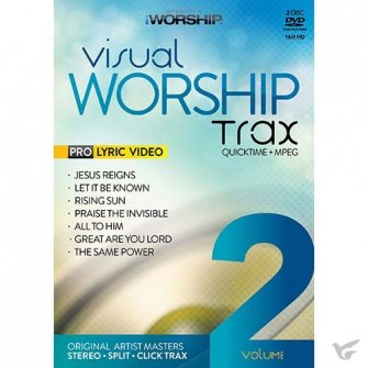Visual worship trax vol 2