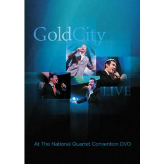Gold City Live At The National Quartet Convention :   , 027072807894