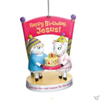 Really Wooly Kids Happy Birthday, Jesus!