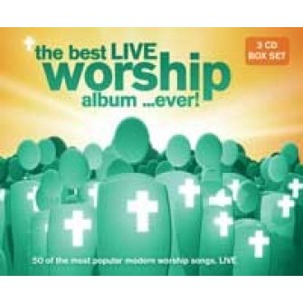 Best live worship album...ever!