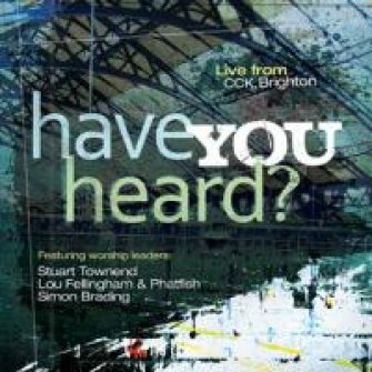 Have you heard-1cd :   Church of christ the king, 5019282297225