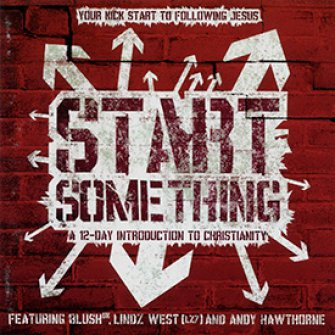 Start Something : The  Message, 5019282506129