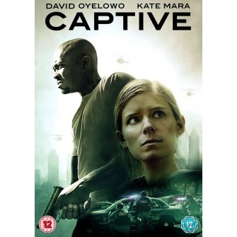 Captive (DVD) English only