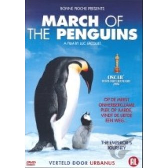 March of the pinguins