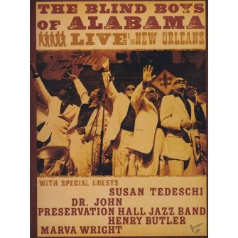 Blindboys: live in new orleans, the