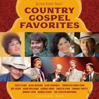 Country Gospel Collection (Vol. 1) (CD)