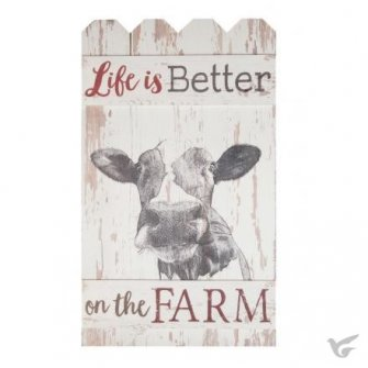 Life is better on our farm