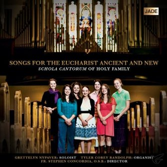 Songs f/t eucharist ancient and new