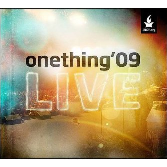 One Thing '09 - Live - Cd/dvd