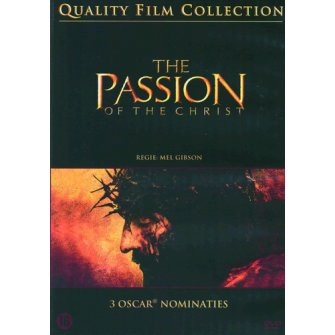 Dvd passion of the Christ