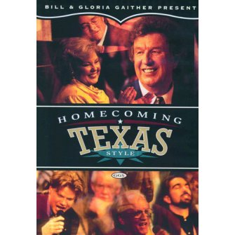 Homecoming Texas Style dvd