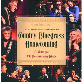 Coutry Bluegrass Homecoming Vol 1