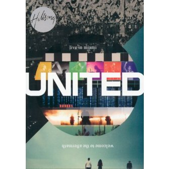 Live in Miami dvd : Hillsong  united, 9320428199034