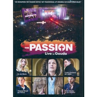 The passion live in Gouda :   Film, 8715664096956