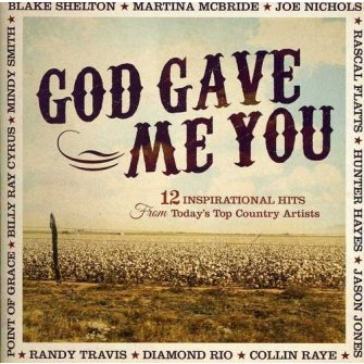 God gave me you (country compil.)