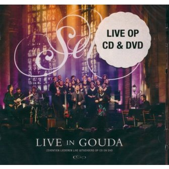 Live in Gouda - cd/dvd