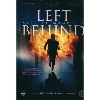 Left behind deel 1, 2 en 3