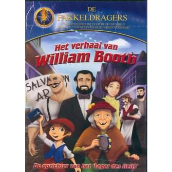 William Booth :   Film, 8716758005793