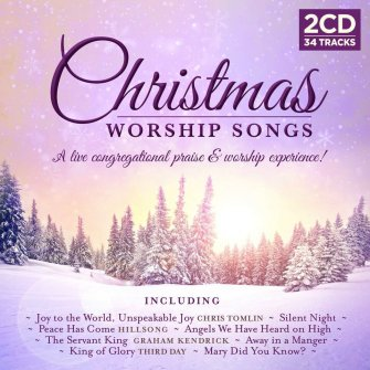 Christmas Worship Songs - Live (2-CD)  :  , 5038508016457