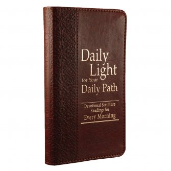 Daily Light For Your Daily Path - Luxlea