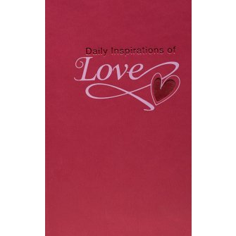 Daily Inspirations of Love LuxLeather