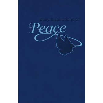 Daily Inspirations of Peace LuxLeather