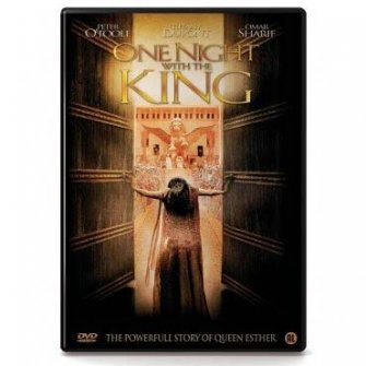 One night with the King :   Film, 8713053010910