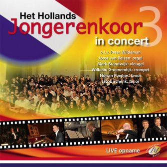 Hollands jongerenkoor in concert 3
