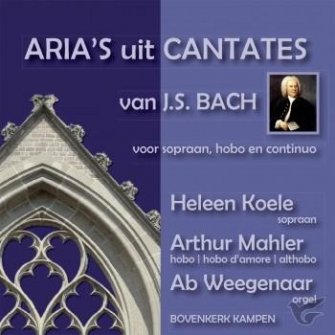 Aria''s uit cantates van J.S. Bach