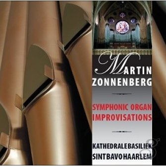 Symphonic organ improvisation