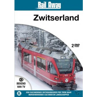 Rail Away Zwitserland