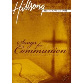 Songs For Communion (CD-Rom Songbook)