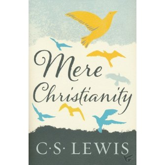 Mere christianity : C.S.  Lewis, 9780060652920
