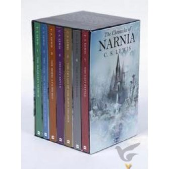 The Complete Chronicles of Narnia (boxed