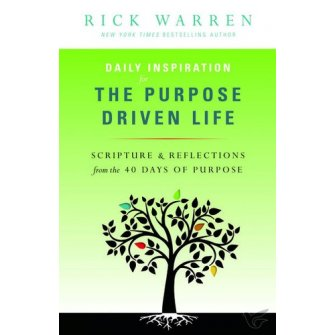 Daily Inspiration For The Purpose Driven
