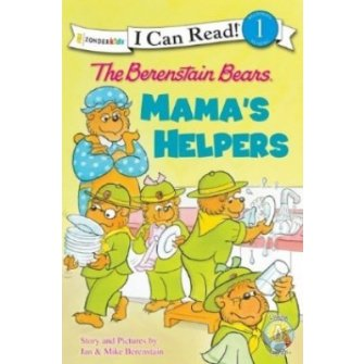 The Berenstain Bears Mama's Helpers