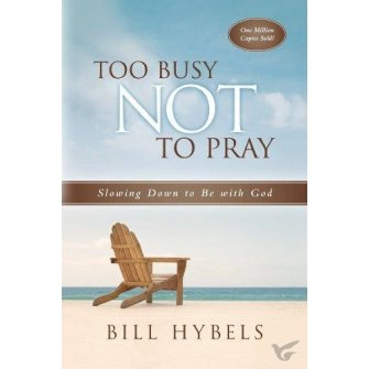 Too Busy Not To Pray - 20th Anniversary