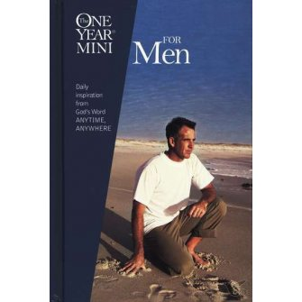 The One Year Mini - For Men - NLT